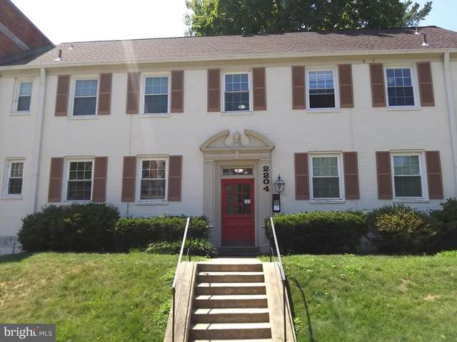 2204 Colston Drive C-101, SILVER SPRING, MD 20910 (#MDMC721818) :: The Putnam Group