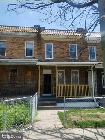 15 S Hilton Street, BALTIMORE, MD 21229 (#MDBA521136) :: SURE Sales Group