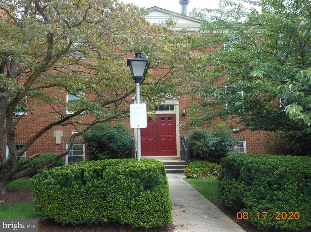 854 College Parkway #102, ROCKVILLE, MD 20850 (#MDMC721832) :: AJ Team Realty
