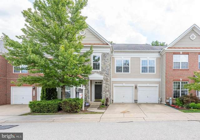 8721 Warm Waves Way #8, COLUMBIA, MD 21045 (#MDHW284094) :: Advon Group