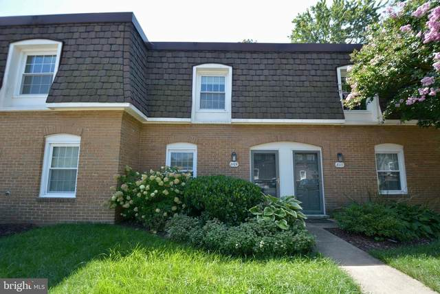 8109 Kingsway Court #261, SPRINGFIELD, VA 22152 (#VAFX1149460) :: Debbie Dogrul Associates - Long and Foster Real Estate
