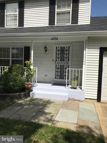 4706 John Street, SUITLAND, MD 20746 (#MDPG578312) :: AJ Team Realty
