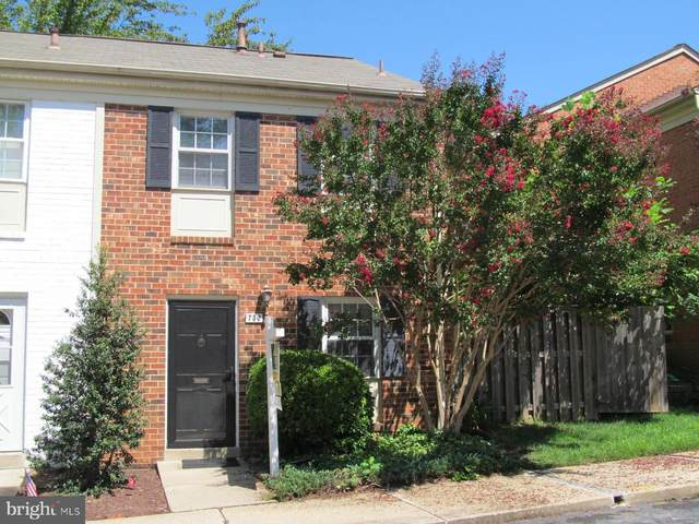 730 College Parkway #4, ROCKVILLE, MD 20850 (#MDMC721844) :: The Riffle Group of Keller Williams Select Realtors