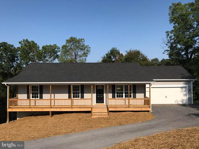 Vaught Drive, FRONT ROYAL, VA 22630 (#VAWR141182) :: Debbie Dogrul Associates - Long and Foster Real Estate