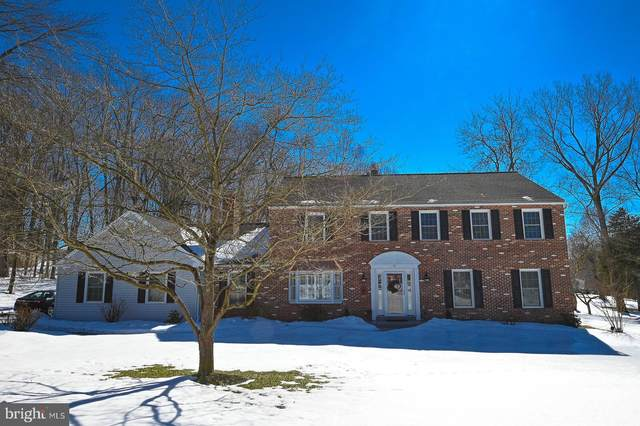 1405 Mill Creek Drive, WEST CHESTER, PA 19380 (#PACT514238) :: Bob Lucido Team of Keller Williams Integrity