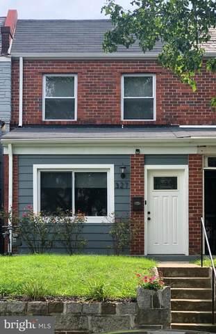 327 34TH Place NE, WASHINGTON, DC 20019 (#DCDC482926) :: AJ Team Realty