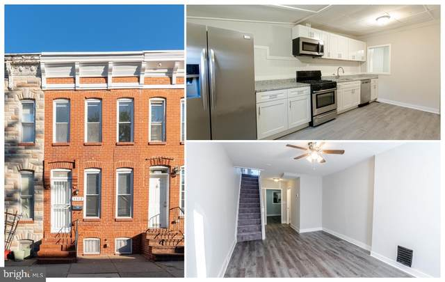 1112 Sargeant Street, BALTIMORE, MD 21223 (#MDBA521192) :: AJ Team Realty