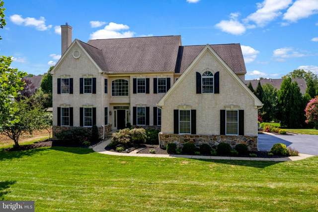 9 Stonewall Lane, WEST CHESTER, PA 19382 (#PADE525410) :: The John Kriza Team
