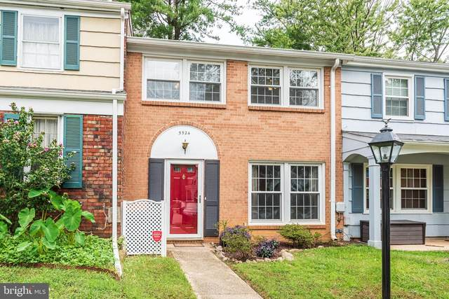 5524 Green Dory Lane, COLUMBIA, MD 21044 (#MDHW284116) :: RE/MAX Advantage Realty