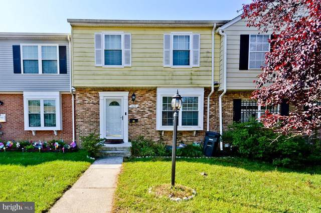 1628 Forest Park Drive, DISTRICT HEIGHTS, MD 20747 (#MDPG578380) :: SP Home Team