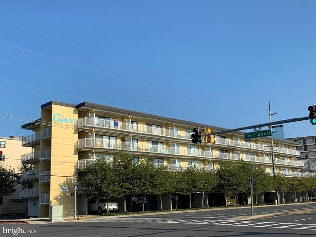 13500 Coastal Highway #306, OCEAN CITY, MD 21842 (#MDWO116138) :: The Redux Group