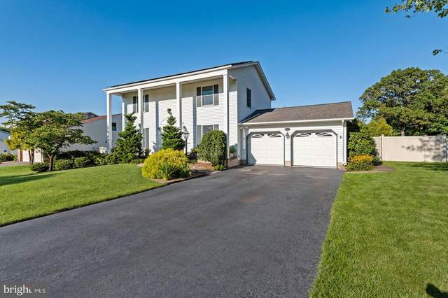 58 New Colony Drive, HAMILTON, NJ 08619 (#NJME300594) :: John Lesniewski | RE/MAX United Real Estate