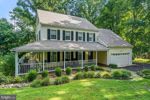 7433 Terranova Drive, WARRENTON, VA 20187 (#VAFQ166894) :: Larson Fine Properties