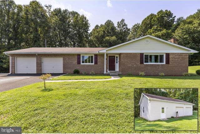 5660 Warren Drive, HUNTINGTOWN, MD 20639 (#MDCA178184) :: John Lesniewski | RE/MAX United Real Estate