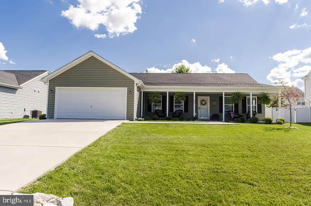 353 Wren Street N, MARTINSBURG, WV 25405 (#WVBE179694) :: John Lesniewski | RE/MAX United Real Estate