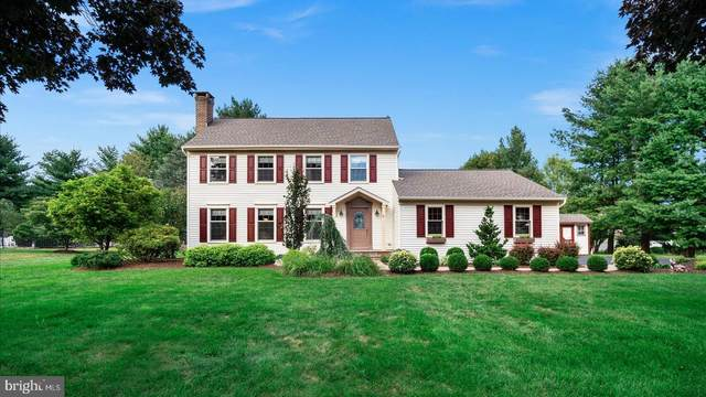 5 Chambers Court, ROBBINSVILLE, NJ 08691 (#NJME300602) :: Holloway Real Estate Group