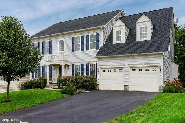 21144 Walkley Hill Place, ASHBURN, VA 20148 (#VALO419394) :: Erik Hoferer & Associates