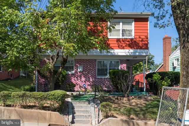 1235 46TH Street SE, WASHINGTON, DC 20019 (#DCDC483048) :: Jennifer Mack Properties