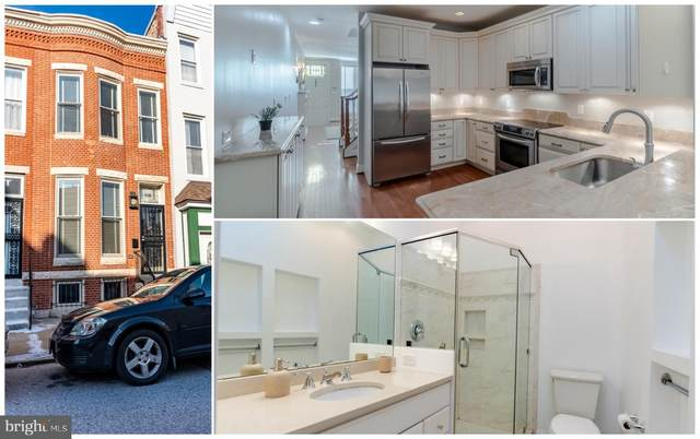 202 S Exeter Street, BALTIMORE, MD 21202 (#MDBA521292) :: AJ Team Realty