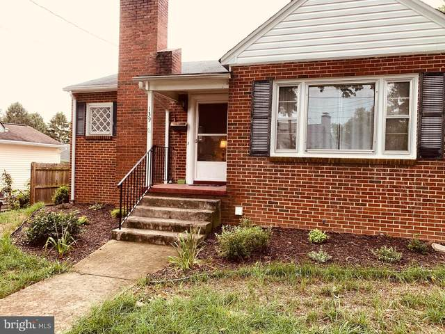 139 Montague Avenue, WINCHESTER, VA 22601 (#VAWI114946) :: Debbie Dogrul Associates - Long and Foster Real Estate