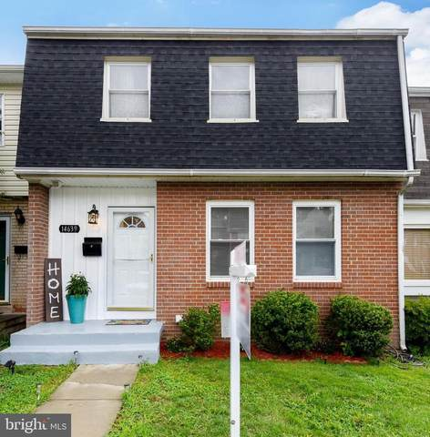 14639 Ponderosa Court, WOODBRIDGE, VA 22191 (#VAPW502768) :: Pearson Smith Realty