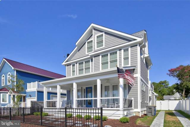 77 Lake Avenue, REHOBOTH BEACH, DE 19971 (#DESU167216) :: Pearson Smith Realty