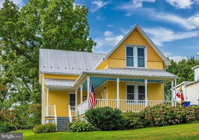 916 E B Street, BRUNSWICK, MD 21716 (#MDFR269534) :: John Lesniewski | RE/MAX United Real Estate