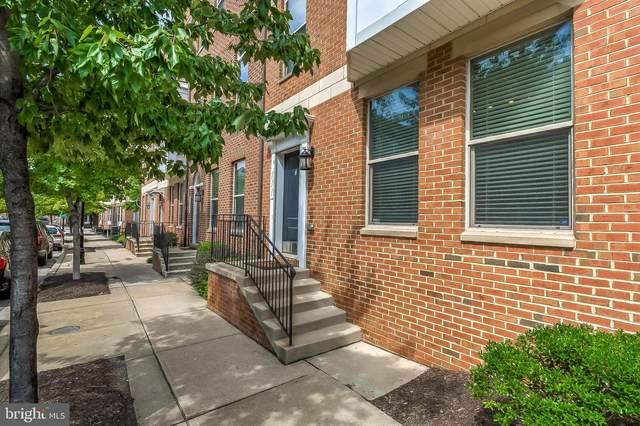 111 S High Street #92, BALTIMORE, MD 21202 (#MDBA521306) :: The Putnam Group