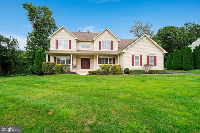 207 Grindstone Court, MONROEVILLE, NJ 08343 (#NJGL263414) :: Pearson Smith Realty
