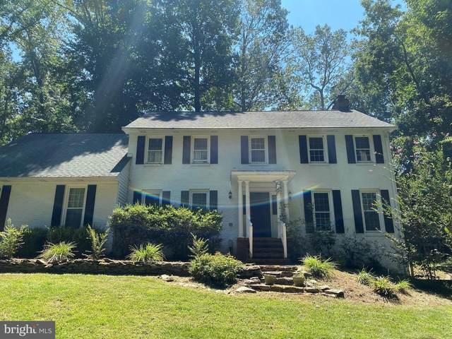 7267 Seaton Lane, WARRENTON, VA 20187 (#VAFQ166902) :: Debbie Dogrul Associates - Long and Foster Real Estate