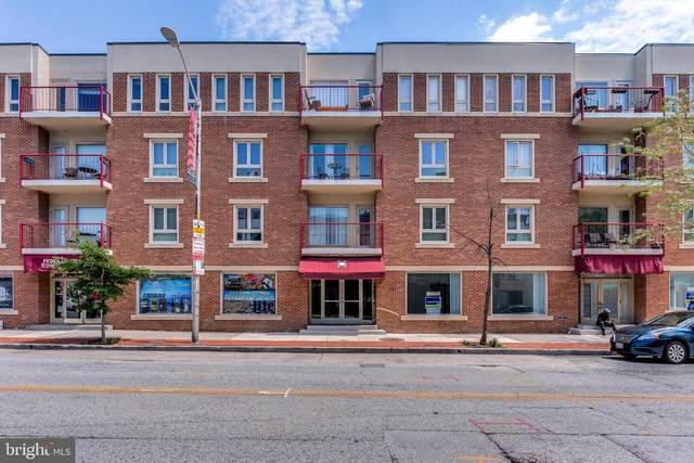 911 S Charles Street #405, BALTIMORE, MD 21230 (#MDBA521326) :: The Putnam Group