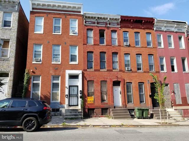 1610 Division Street, BALTIMORE, MD 21217 (#MDBA521330) :: The Miller Team