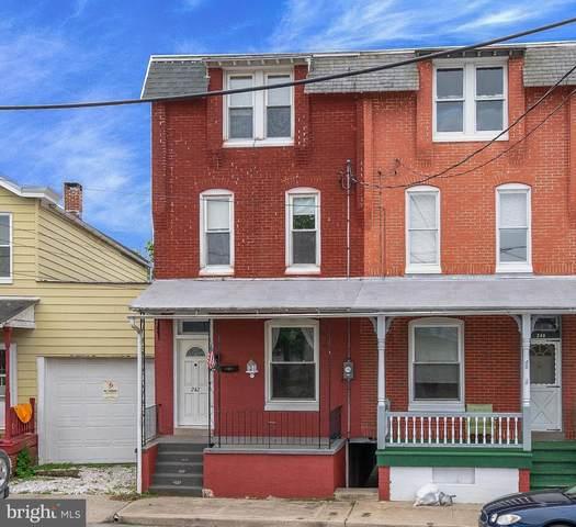 242 Washington Street, HAMBURG, PA 19526 (#PABK362698) :: Ramus Realty Group