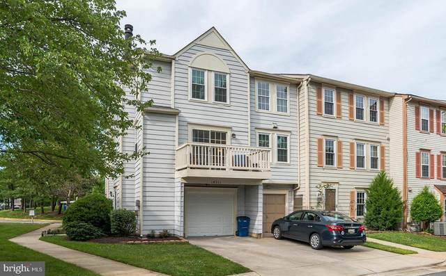 14511 Wexhall Terrace #5, BURTONSVILLE, MD 20866 (#MDMC722068) :: The Riffle Group of Keller Williams Select Realtors