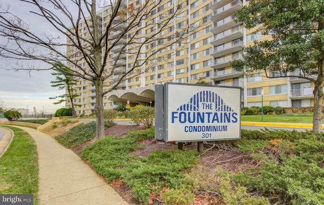 301 N Beauregard Street #213, ALEXANDRIA, VA 22312 (#VAAX250006) :: The Putnam Group