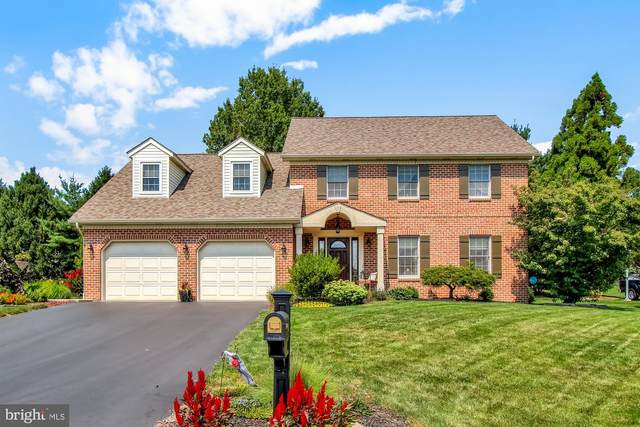 2737 Heather Drive, YORK, PA 17402 (#PAYK143872) :: TeamPete Realty Services, Inc