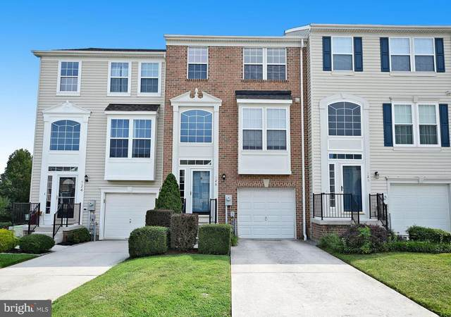 126 Spencer Circle, FOREST HILL, MD 21050 (#MDHR250828) :: Advon Group