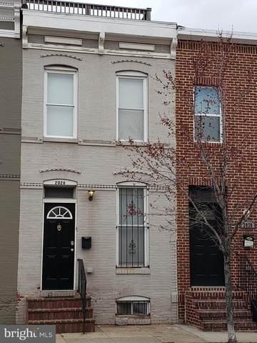 2026 Jefferson Street, BALTIMORE, MD 21205 (#MDBA521408) :: The Redux Group