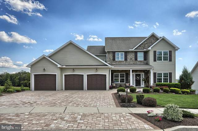 74 Sun High Circle, PALMYRA, PA 17078 (#PALN115290) :: The Heather Neidlinger Team With Berkshire Hathaway HomeServices Homesale Realty