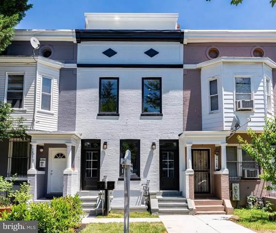 1515 3RD Street NW A, WASHINGTON, DC 20001 (#DCDC483184) :: Sunrise Home Sales Team of Mackintosh Inc Realtors