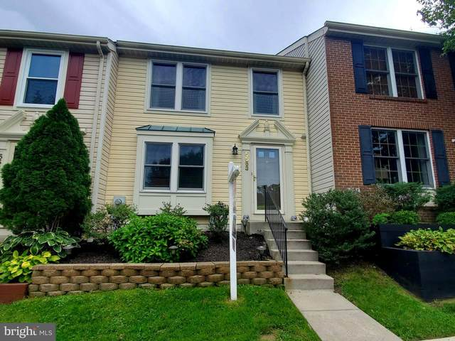 5553 Talbot Court, NEW MARKET, MD 21774 (#MDFR269588) :: Jim Bass Group of Real Estate Teams, LLC