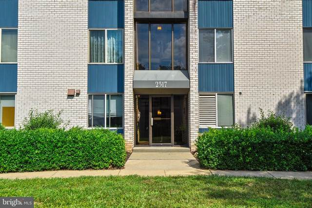 2517 Baltimore Road #6, ROCKVILLE, MD 20853 (#MDMC722162) :: The Putnam Group