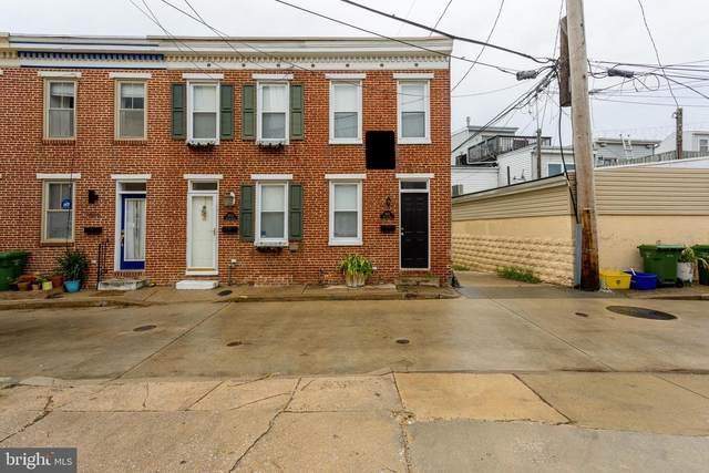1612 Elkins Lane, BALTIMORE, MD 21230 (#MDBA521440) :: Pearson Smith Realty