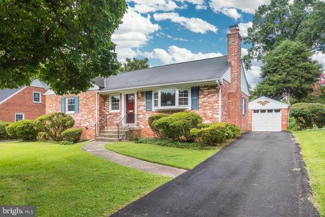 2912 Cleave Drive, FALLS CHURCH, VA 22042 (#VAFX1150028) :: Debbie Dogrul Associates - Long and Foster Real Estate