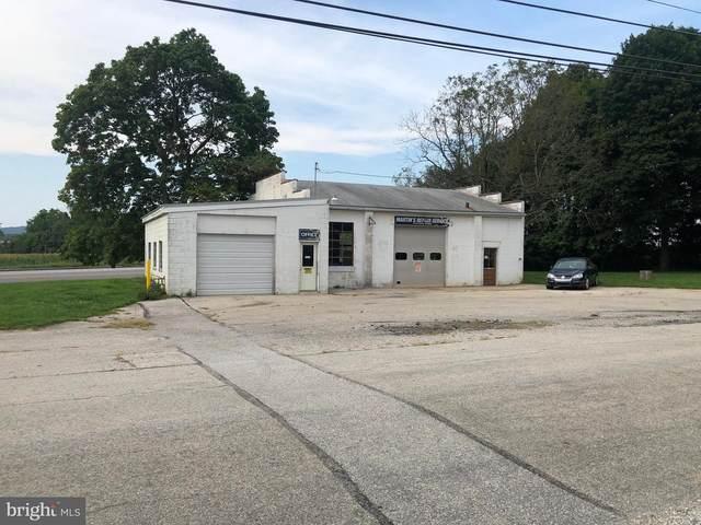 750 Old Ridge Road, HANOVER, PA 17331 (#PAYK143900) :: Flinchbaugh & Associates