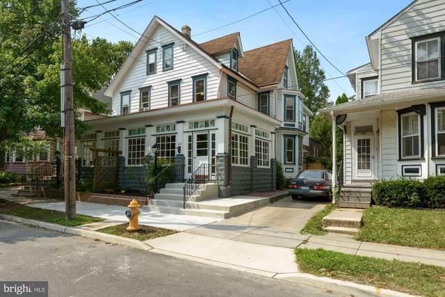 208 S Atlantic Avenue, HADDONFIELD, NJ 08033 (MLS #NJCD400880) :: The Dekanski Home Selling Team