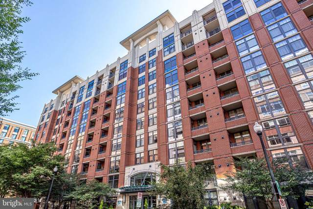 1021 N Garfield Street #404, ARLINGTON, VA 22201 (#VAAR168232) :: Tom & Cindy and Associates