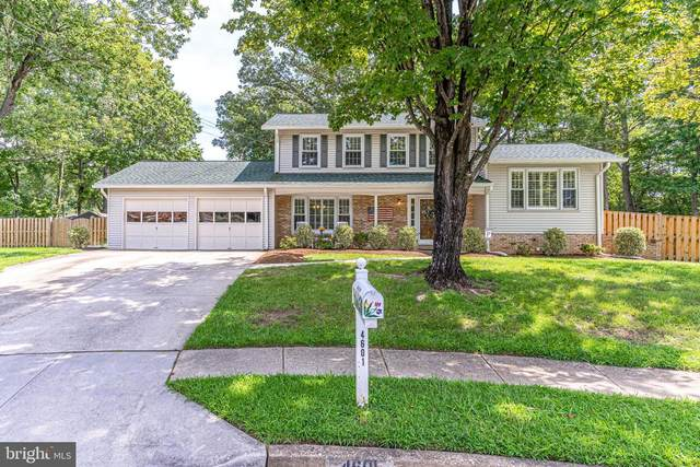 4601 Fenimore Place, ALEXANDRIA, VA 22309 (#VAFX1150068) :: Debbie Dogrul Associates - Long and Foster Real Estate