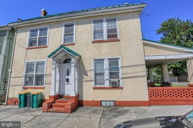49-51 South Franklin, CHAMBERSBURG, PA 17201 (#PAFL174764) :: The Joy Daniels Real Estate Group