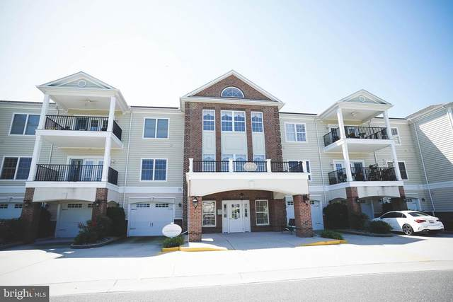 854 Tern Lane #204, SALISBURY, MD 21804 (#MDWC109460) :: The Miller Team